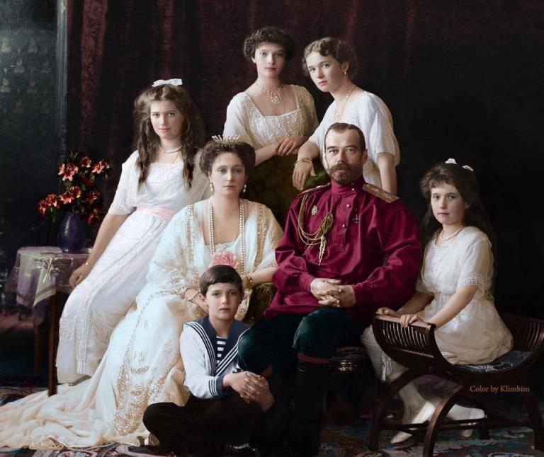 L'assassinat des ROMANOV - 17 juillet 1918