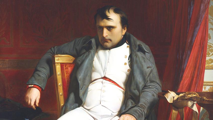 Pourquoi Napoléon a-t-il envahi la Russie?