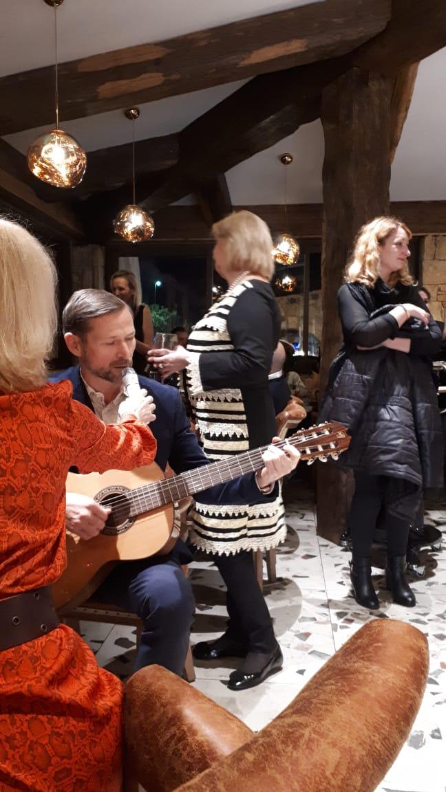 """Soirée de nouvel an russe à Porticcio - Restaurant """"U Caseddu"""" -"""