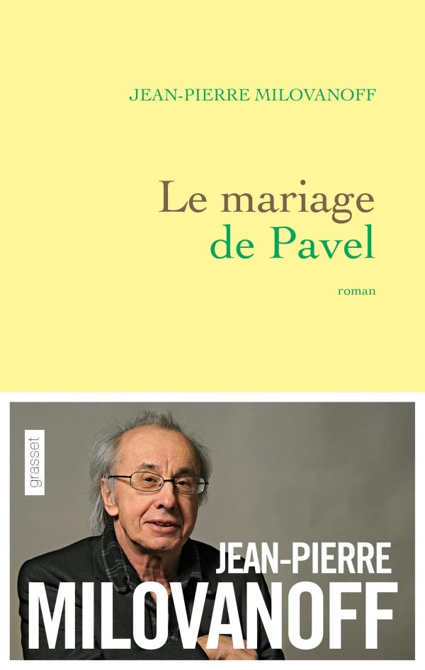 Jean Pierre MILOVANOFF, écrivain français d'origine russe