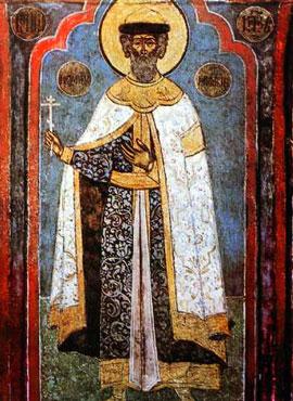 Héros national, Alexandre Nevski a été canonisé après sa mort par l'Église orthodoxe.