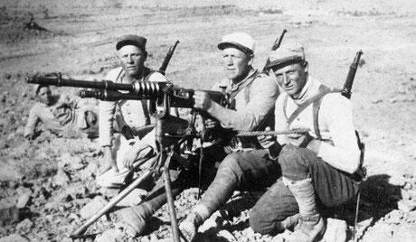 Légionnaires russes 1925