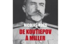 """""""De Koutiepov à Miller"""". Le Combat des Russes blancs (1930-1940)"""