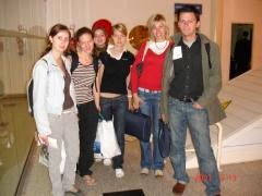 GROUPE ETUDIANTS RUSSES